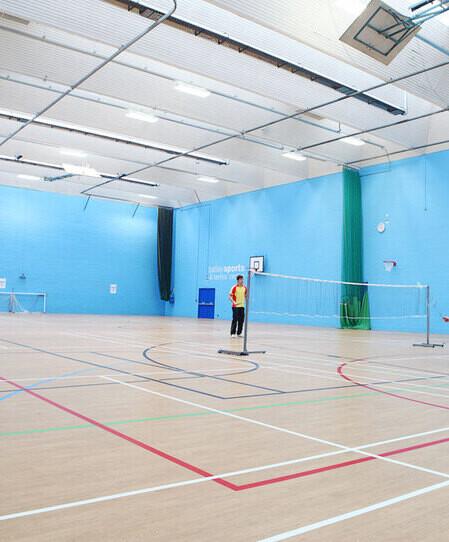 thumbnail: Batley Sports & Tennis Centre