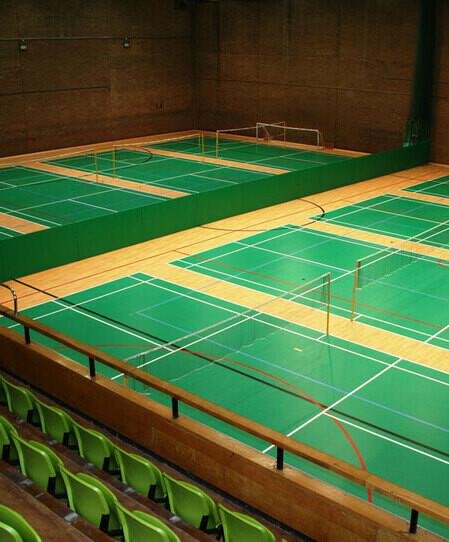 thumbnail: Teesside Badminton Performance Centre