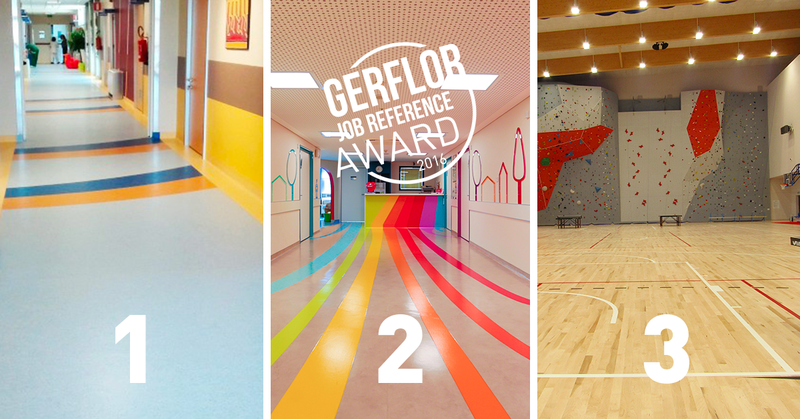 Gerflor JobRef Winner