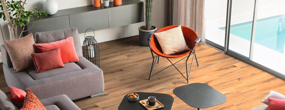 NS2 RS33547 Daintree Brown Living Room